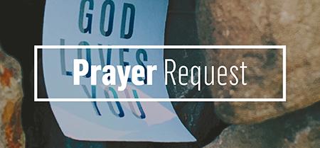 live stream sidebar button Prayer