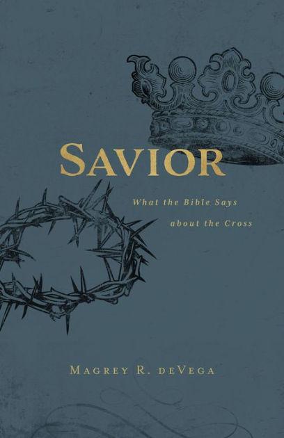 Savior book image