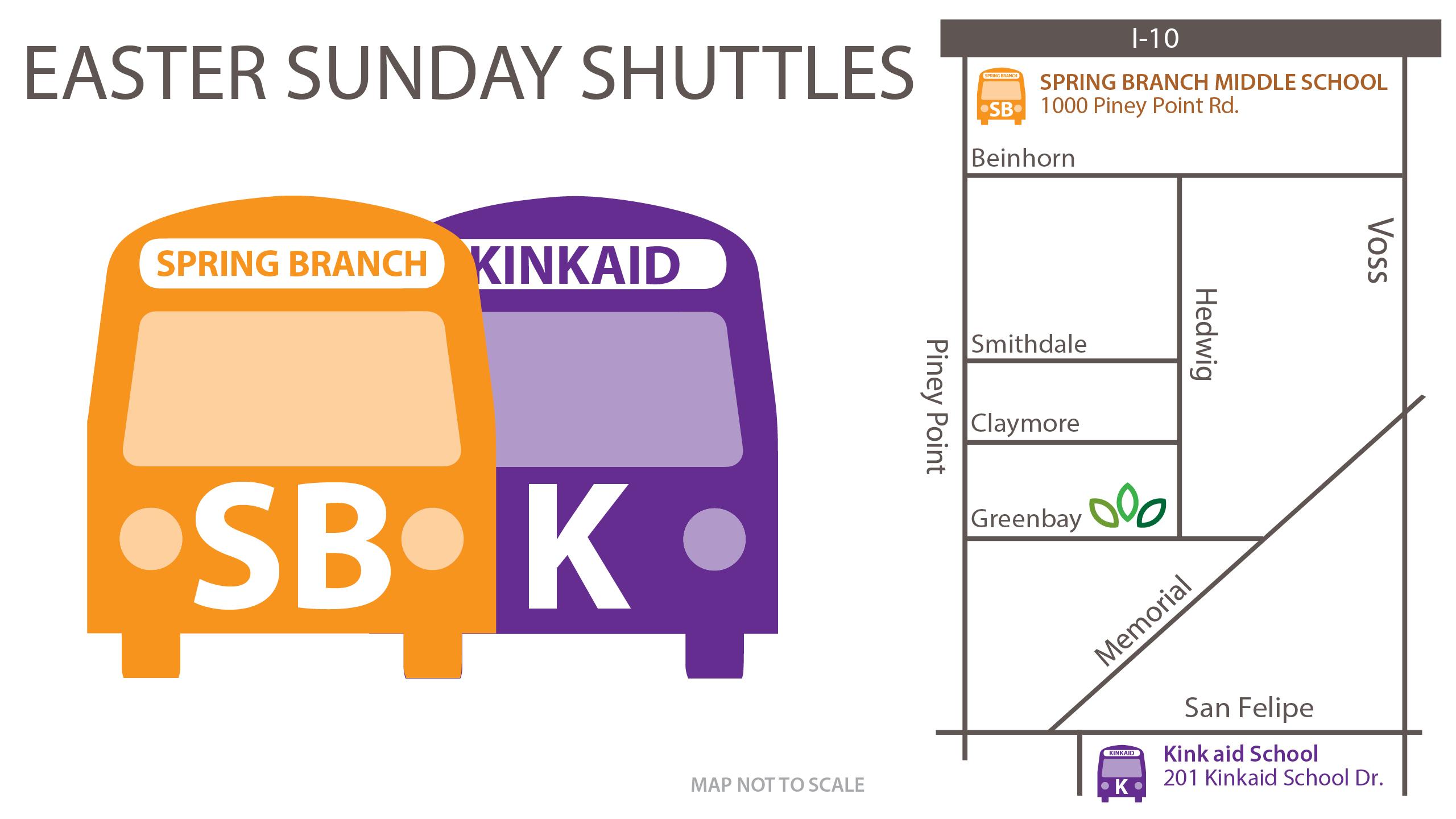 Easter Shuttle